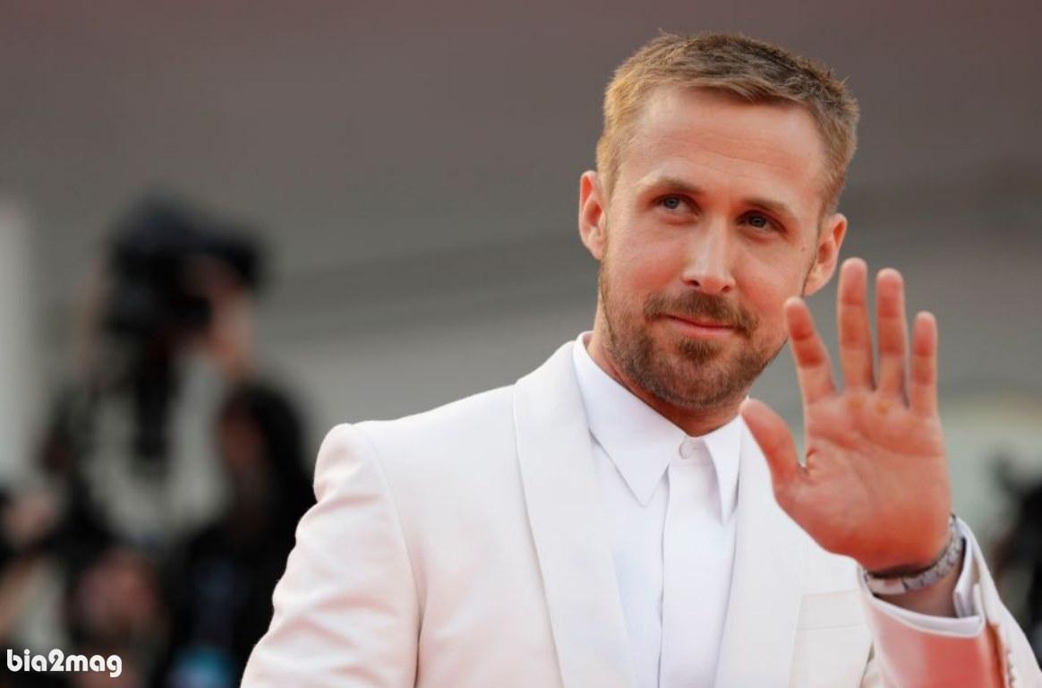 رایان گازلینگ - جشنواره فیلم ونیز 2018