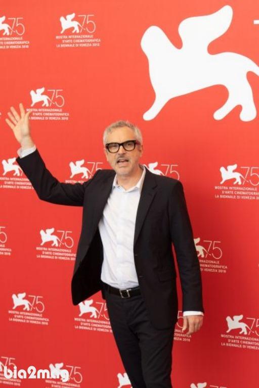 آلفونسو کوآرون - جشنواره فیلم ونیز 2018