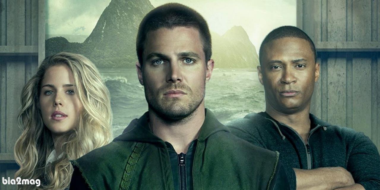سریال Arrow (ارو)