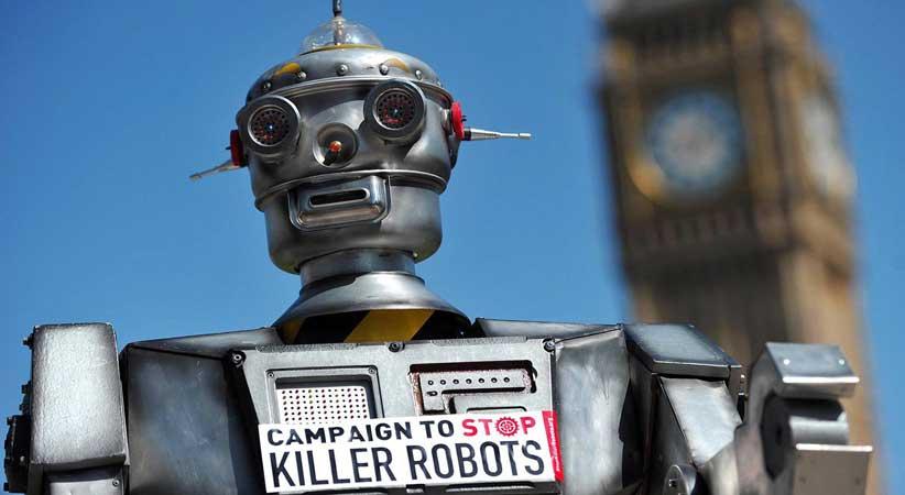 مستند حقیقت درباره رباتهای قاتل