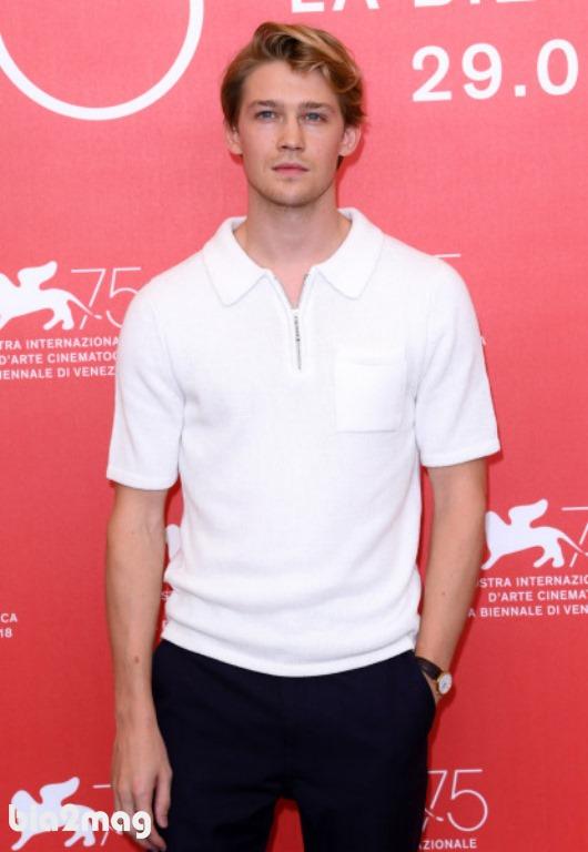 جو آلوواین - جشنواره فیلم ونیز 2018
