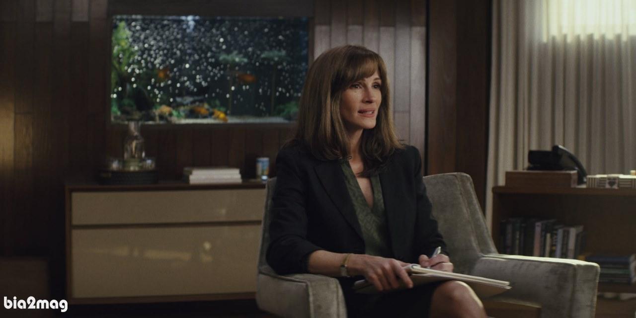 جولیا رابرتز - سریال Homecoming (بازگشت به خانه)