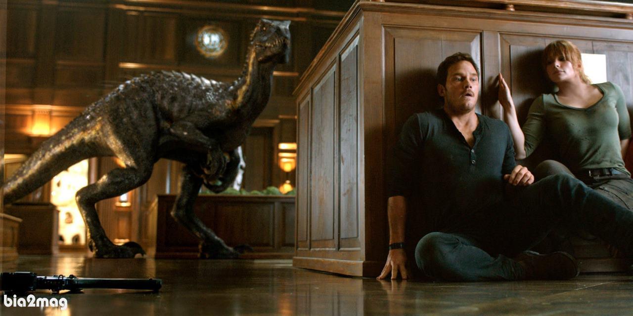 فیلم Jurassic World: Fallen Kingdom (دنیای ژوراسیک: قلمروی سقوط کرده)