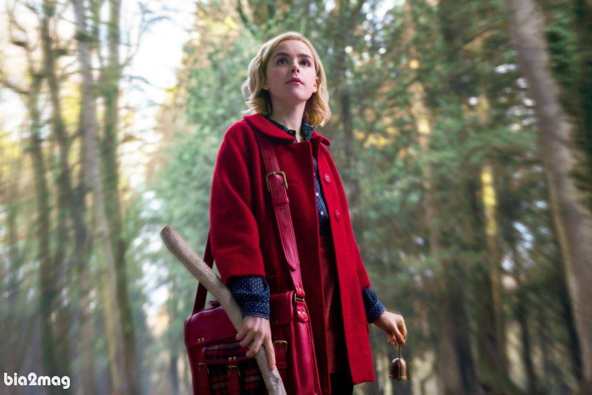 سریال The Chilling Adventures of Sabrina (ماجراجوییهای ترسناک سابرینا)
