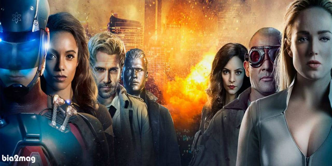 فصل 4 سریال Legends of Tomorrow (افسانههای فردا)