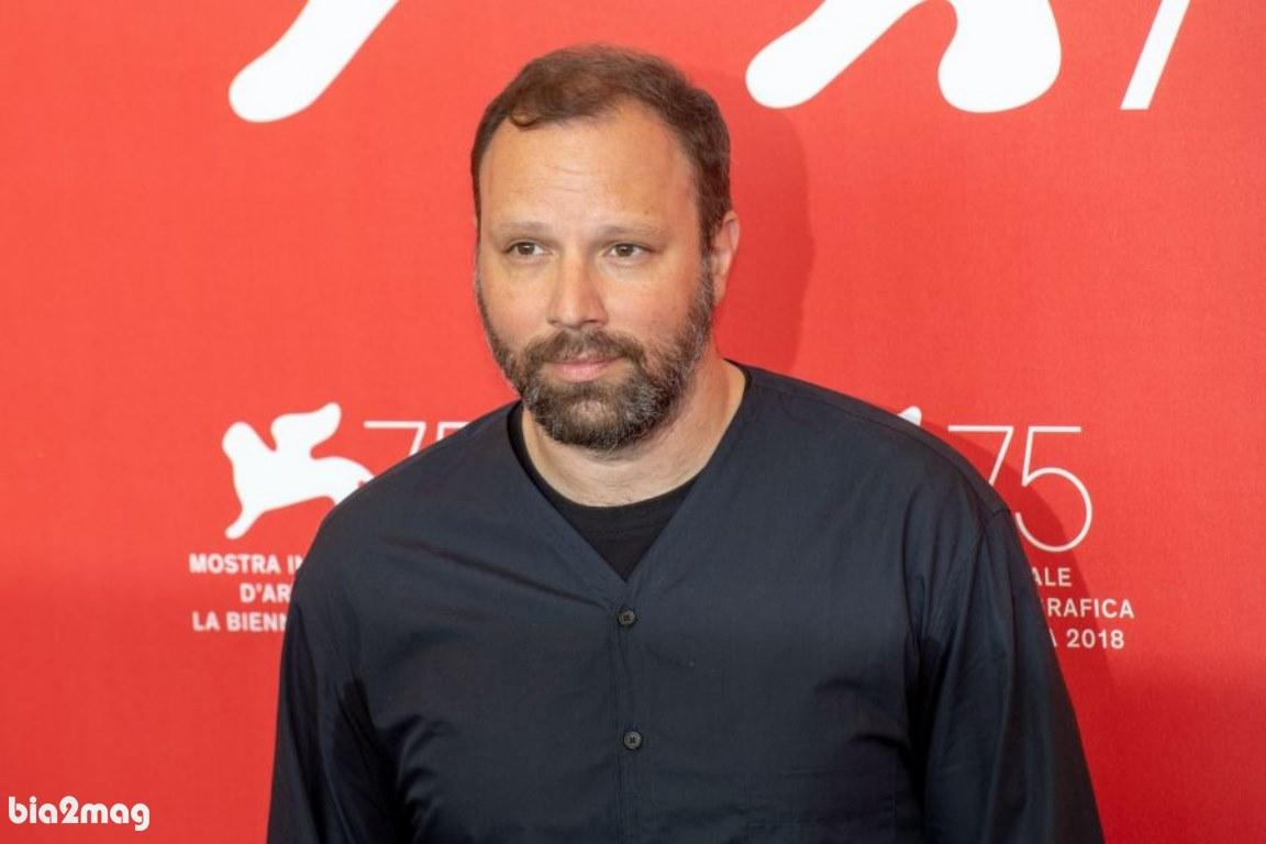 یورگوس لنتیموس - جشنواره فیلم ونیز 2018