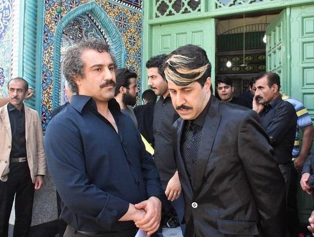 هومن حاجی عبداللهی و محسن تنابنده در «پایتخت»