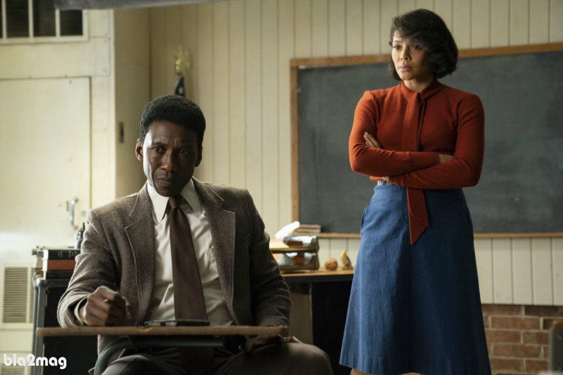 ماهرشالا علی و کامرون ایجوگو - فصل ۳ سریال True Detective (کاراگاه حقیقی)
