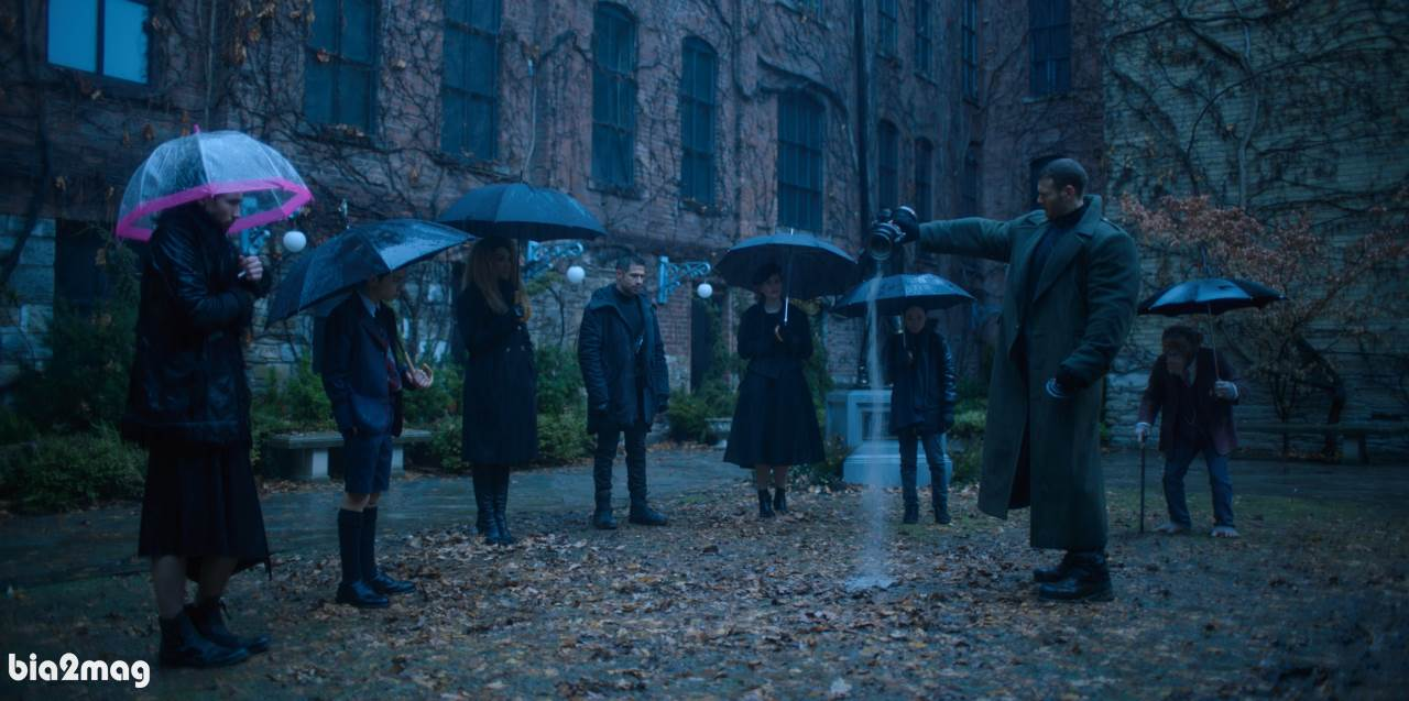 سریال Umbrella Academy (آکادمی آمبرلا)