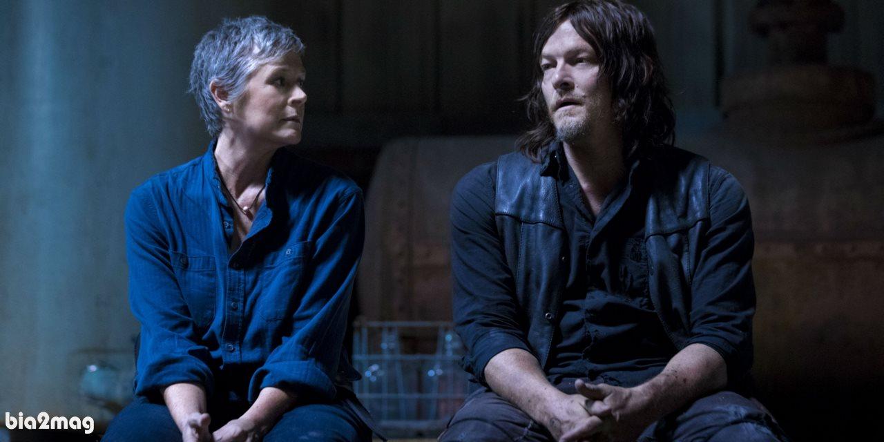 قسمت 1 فصل 9 سریال The Walking Dead (مردگان متحرک)