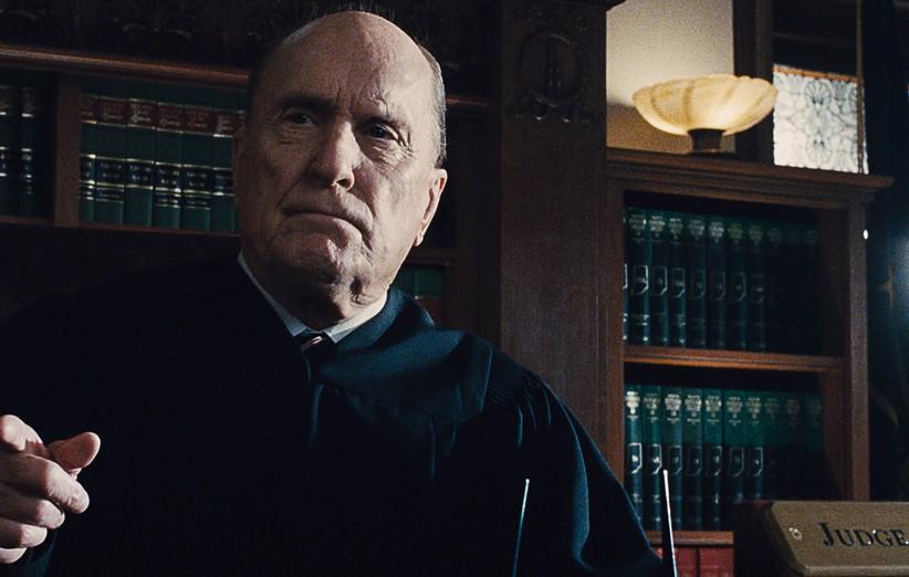 رابرت دووال قاضی