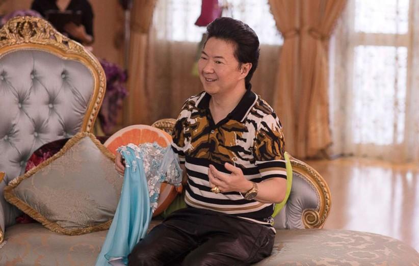 آسیایی های ثروتمند دیوانه