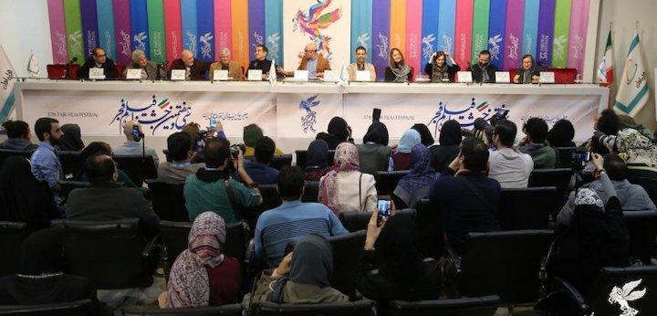 روز سوم سی و هفتمین جشنواره فیلم فجر,اخبار هنرمندان,خبرهای هنرمندان,جشنواره
