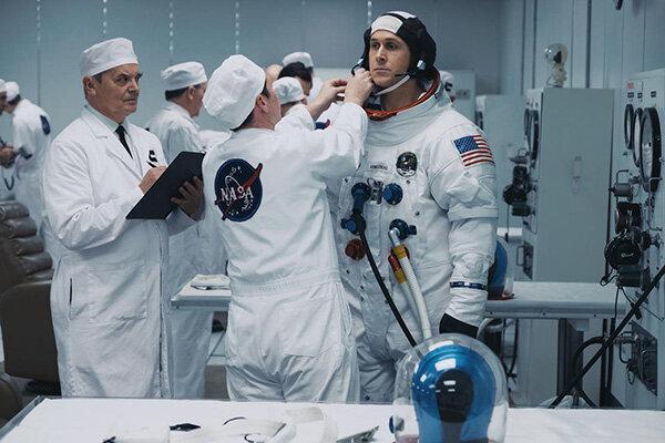 فیلم سینمایی اولین انسان,اخبار فیلم و سینما,خبرهای فیلم و سینما,اخبار سینمای جهان
