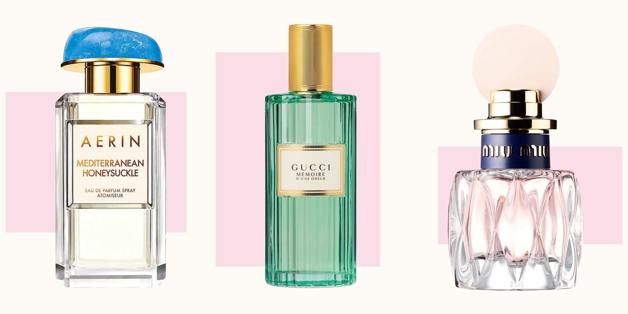 انواع عطر های زنانه و راهنمای خرید انواع عطر